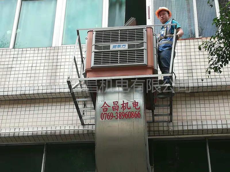 环保空调的声音越来越大,你知道原因吗?