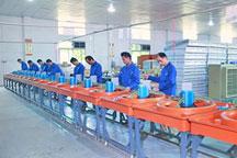 环保空调生产工厂