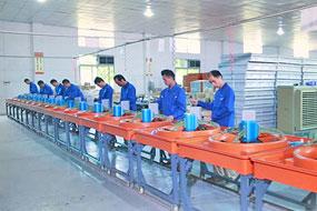 環保空調生產工廠