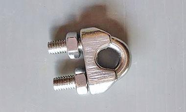 钢丝绳锁扣