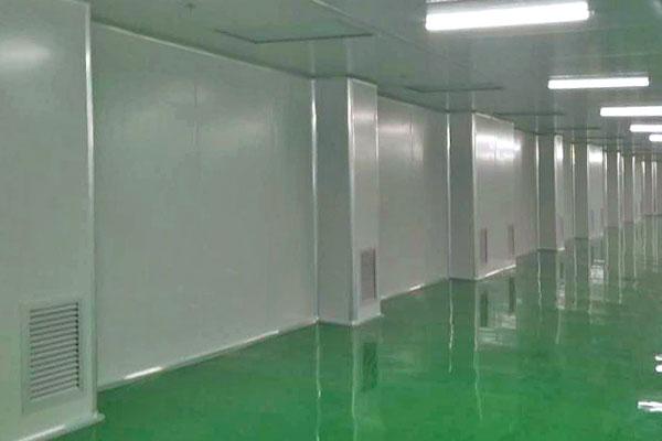 无尘室净化车间具体的实施方案