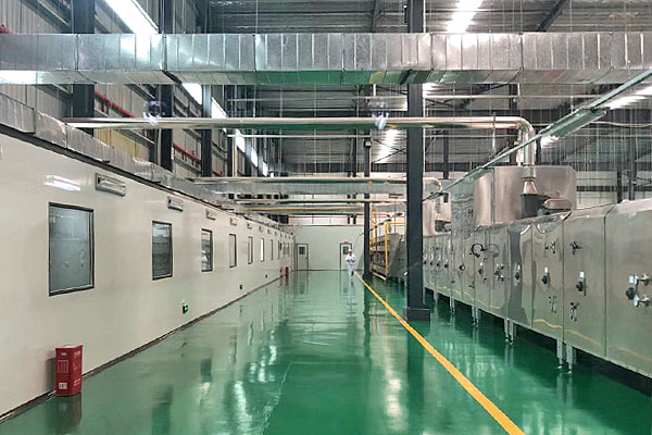 千级无尘车间在光学产品生产中的安装使用要求